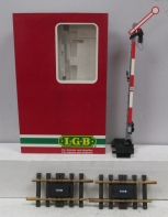 LGB 5092 Semaphore with Track Section EX/Box
