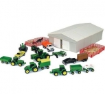 Ertl 35320 John Deere 70 Piece Value Set NIB