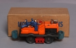 Lionel 50 Motorized Gang Car--Center Horn Version/Box