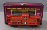 MTH 20-91214 Illinois Central Extended Vision Caboose #9418 EX/Box