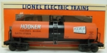 Lionel 6-17909 Hooker Chemicals  Unibody Tank Car EX/Box
