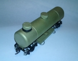 CMX HO Brass Track Cleaning Car