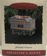 Hallmark 05079 Yuletide Central Collector's Series LN/Box