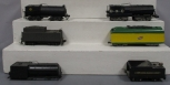 Custom Built O Scale Tenders [6] (2 & 3 Rail)