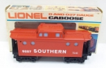 Lionel 6-9287 Southern Red  Caboose/Box