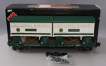 Aristo-Craft 46509 Southern Railway Piggyback Flatcar - metal wheels/Box