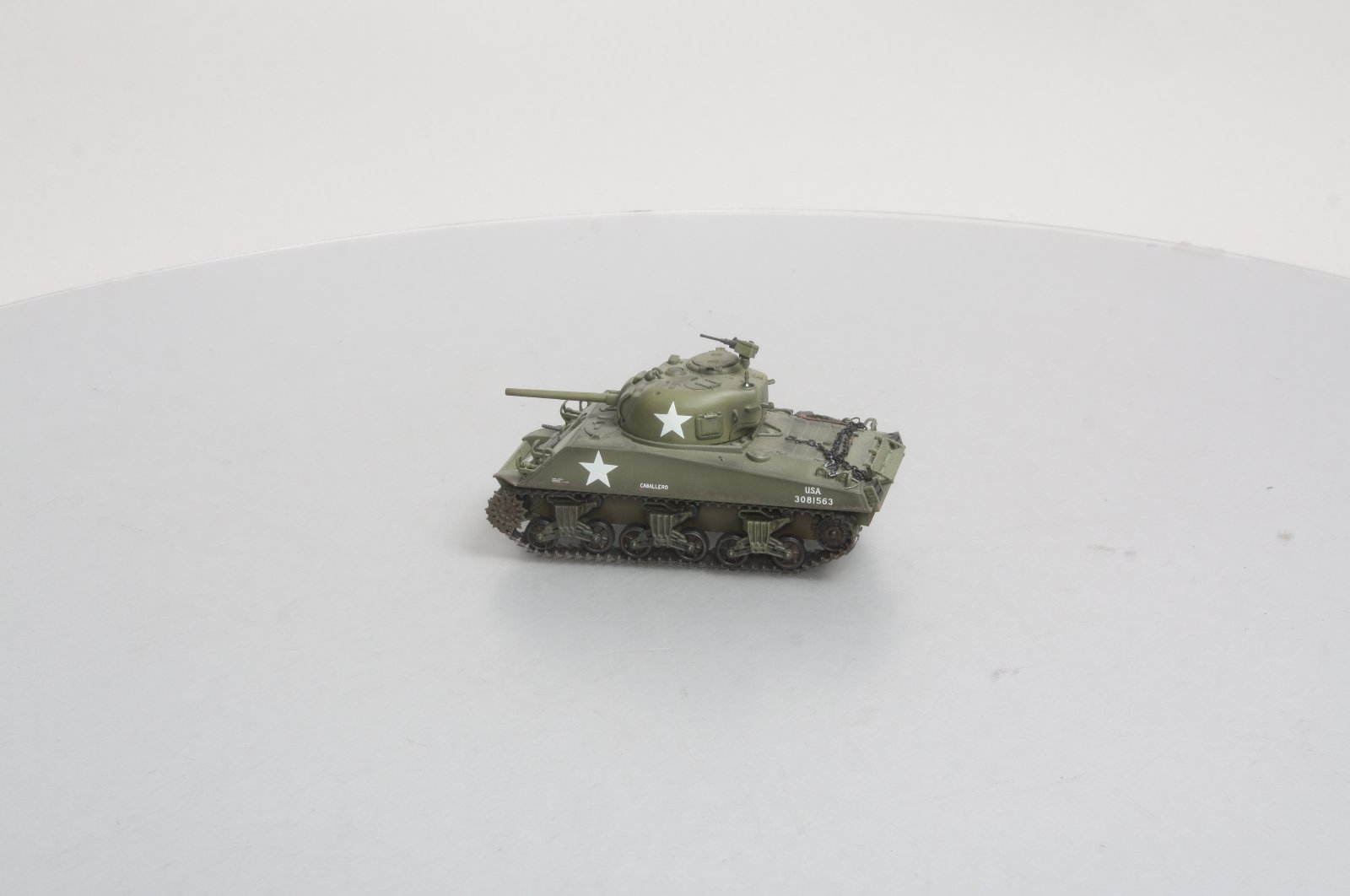 Buy Hobby Master HG1001 US Army Sherman Tank M4A3 6th Armored