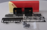 Red Caboose 8036-1l HO Southern Pacific 40' AAR Boxcar Overnight #97983 EX/Box