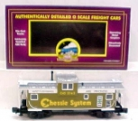 MTH 20-90012F Chessie  Extended Vision Caboose LN/Box