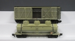 Aristo-Craft G Scale Undecorated 3-Dome Tank Car & Stock Car [2]