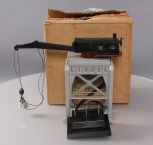 Lionel 165 Operating Gantry Crane with Electromagnet/Box