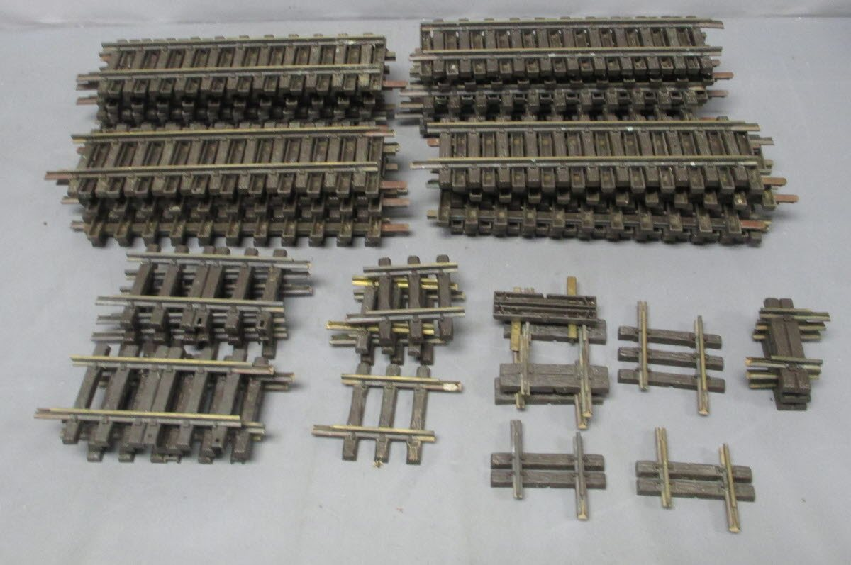 Buy Assorted LGB Straight Track Sections [15+] | Trainz Auctions