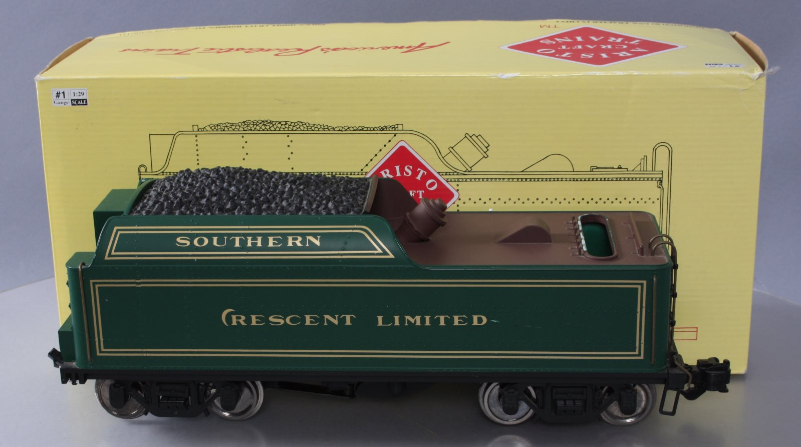 Buy Aristo-Craft 21405 Southern Tender with Sound EX/Box | Trainz