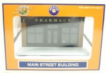 Lionel 6-34128 O Scale Pharmacy Building LN