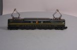 American Models GGG5 S Scale Pennsylvania Brunswick Green 5 Stripe GG1