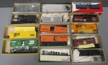 Accurail, Details West,  HO Scale Freight Car Kits: 4714, 3506, 55564, [14]/Box