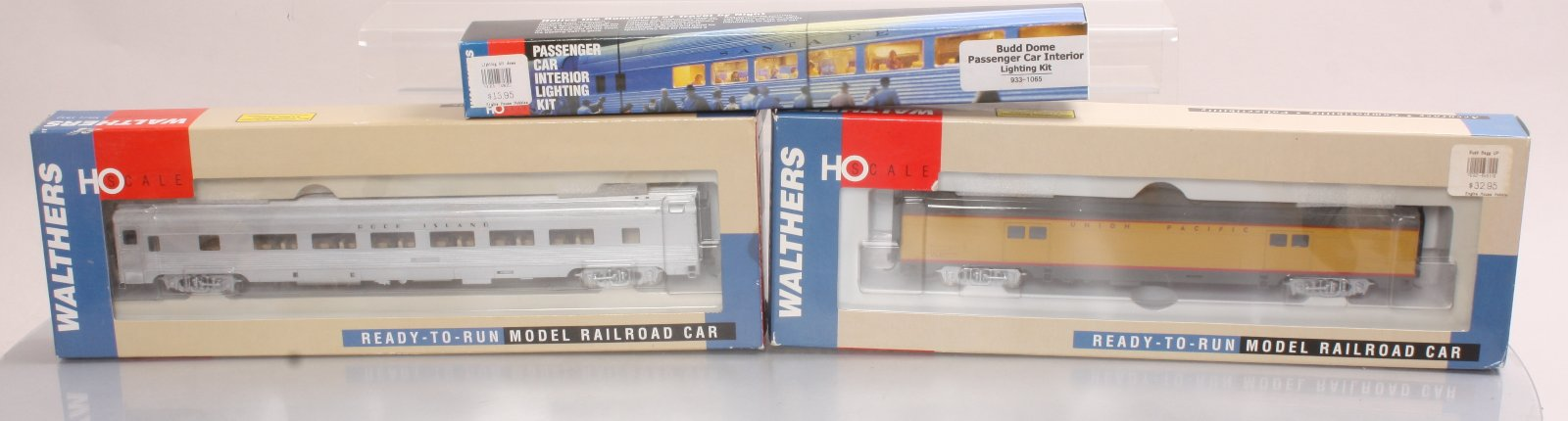 Buy Walthers 932-6414  933-1065, & 932-6312 Passenger Cars