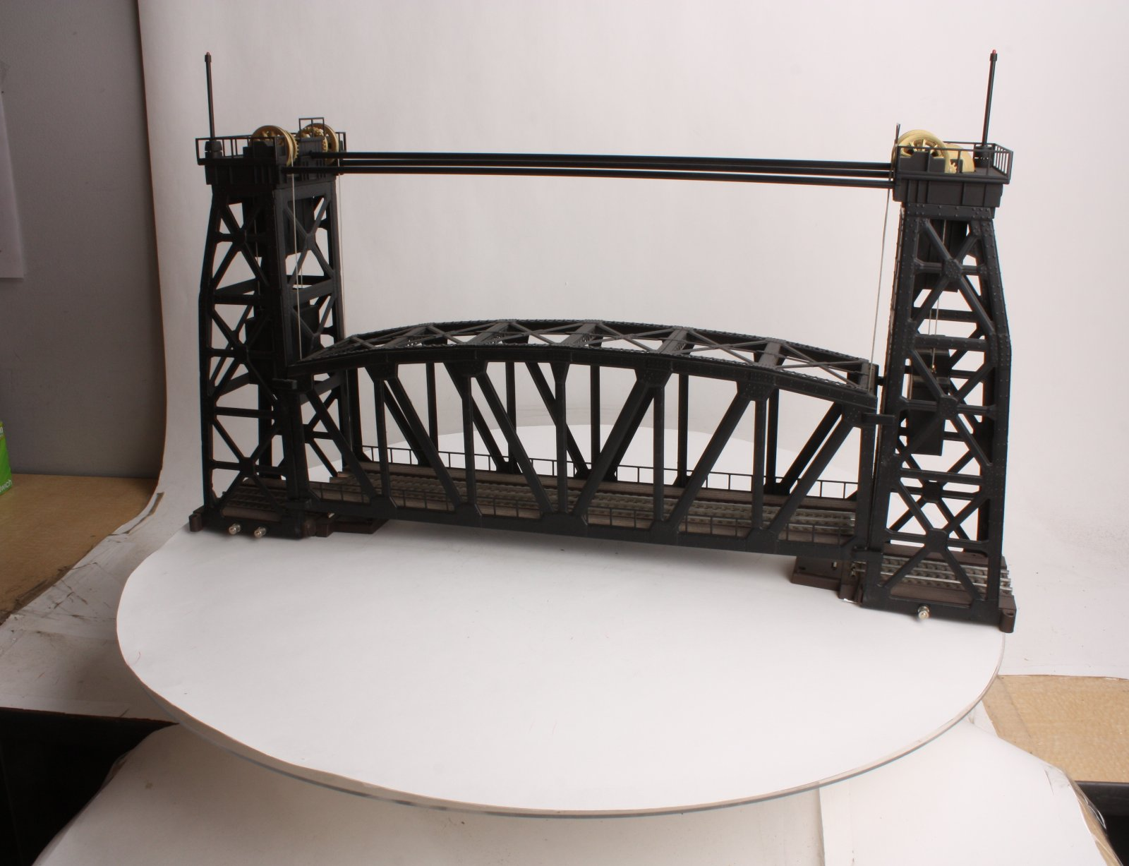 Lionel 6-14167 213 Operating Lift Bridge 023922141675 Lionel 6-14167