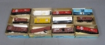 Athearn HO Scale Freight Cars: 5039, 5283, 5564, 1344, 1293, Etc [12]/Box