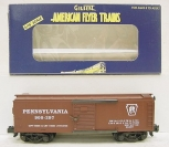 American Flyer 6-48330 S Scale Pennsylvania Railroad Boxcar LN/Box