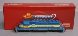 Broadway Limited 2715 HO Scale Iowa, Chicago & Eastern EMD SD40-2 #6418 w/DCC, S