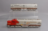 American Flyer 360 Santa Fe PA-1AB Diesel Locomotive Set
