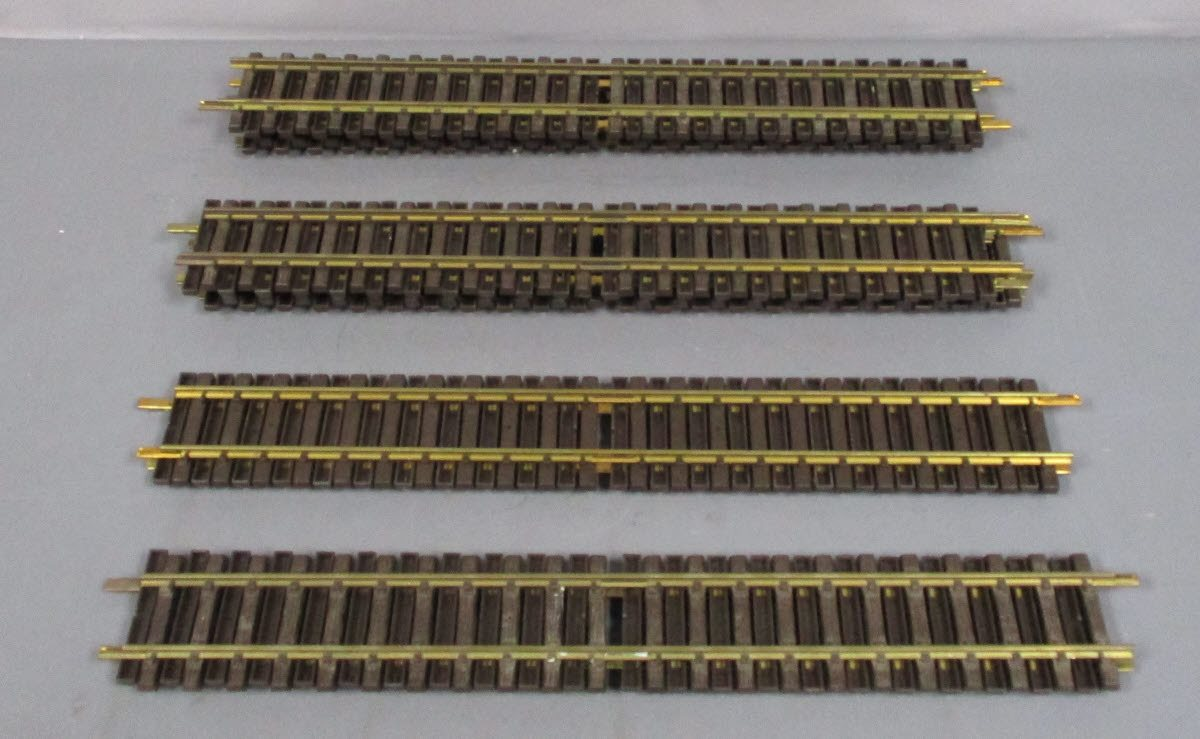 Buy LGB 10600 24 Straight Track Sections (12) | Trainz Auctions