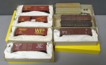 Accurail HO Scale Freight Cars: 3336, 4006, 3013, Etc [7] LN/Box