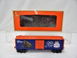 Lionel 6-26736 Lighted Birthday Car 100th Anniversary illuminated candles O/027