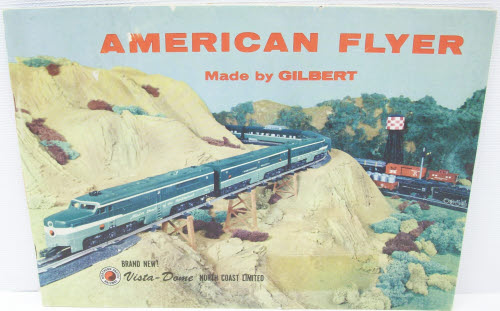 Buy AF 1956 Catalog--Original LN | Trainz Auctions