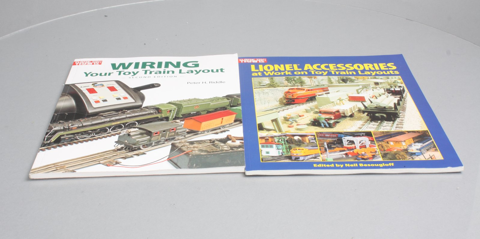Buy Clic Toy Trains Wiring Your Layout Book & Lionel ... Wiring Your Toy Train Layout on
