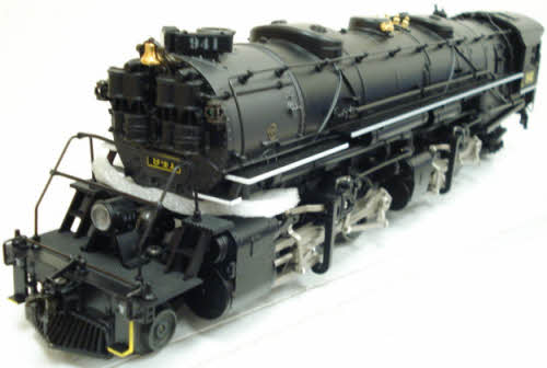 Lionel 6-28076 Nickel Plate Road 2-6-6-2 Steam Loco