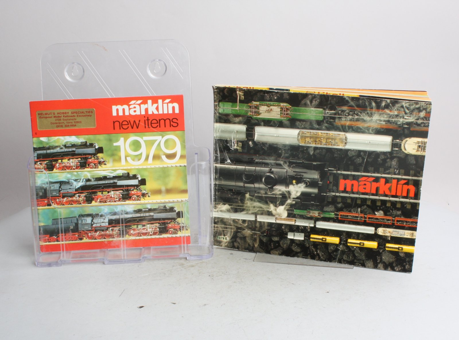 Buy Marklin 1979 Product Catalog | Trainz Auctions