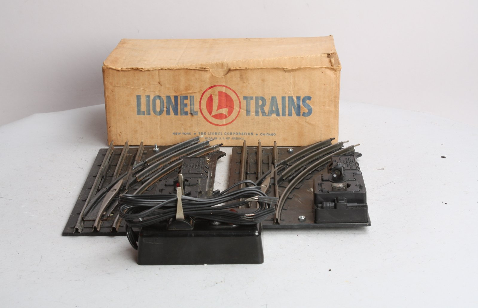 Buy Lionel 1122 Right Hand O27 Remote Control Track Switch 2 Train Wiring Photo From Seller