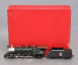 Westside Model Company HO Scale Brass Great Northern 4-6-2 Class H4 Steam Engine