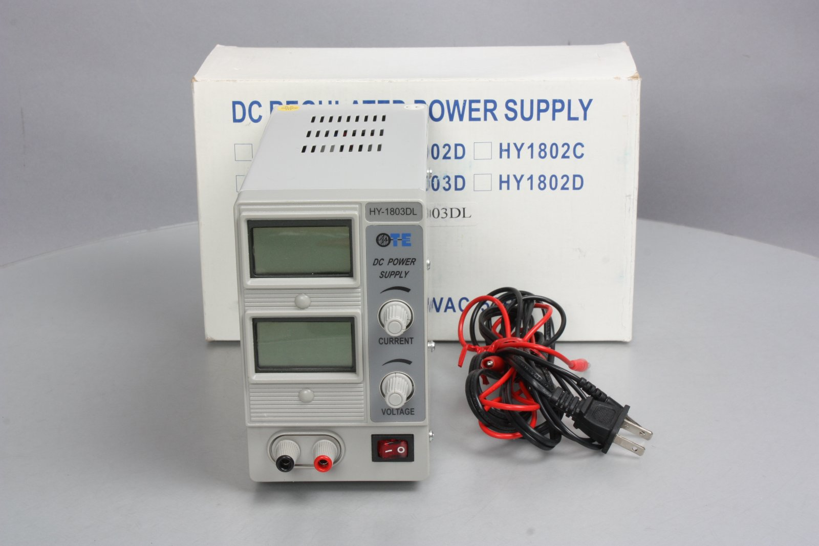 Buy Mastech Hy1803d Variable Dc Power Supply Ln Box Trainz Auctions Photo From Seller