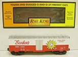 MTH 30-7842 Borden's Modern Reefer Car NIB