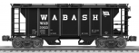 Lionel 6-27085 O Wabash PS-2 Covered Hopper LN/Box