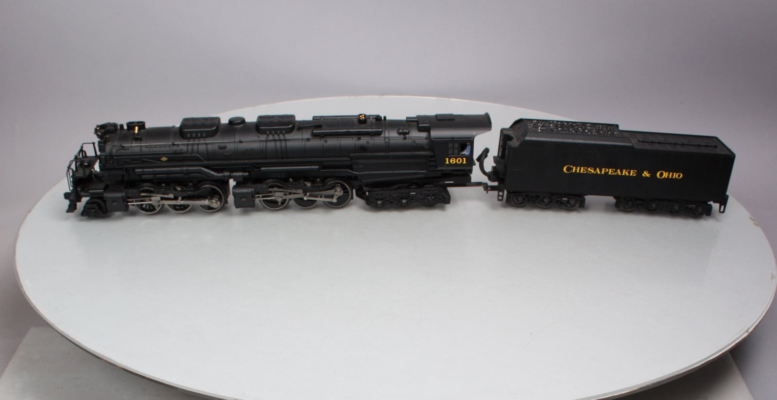 Buy K-Line K3715-16015 1:58 Scale C&O Allegheny Steam Locomotive and