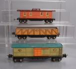 Lionel Tinplate Freight Cars [3]
