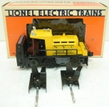 Lionel 6-8578 New York Central Motorized Ballast Tamper Car