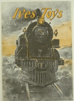 Ives 1910 Reproduction Toy Train & Accessory Catalog LN