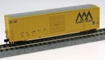 Fox Valley Models 8013-4 N Scale Vermont Railway FMC 5347 SD Boxcar #12035 NIB