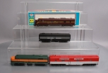 Life Like & Model Power HO Scale Assorted Powered & Non-Powered Diesel Locomotiv