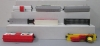K-Line O Gauge Coca Cola, Circus, and C&O Freight Cars (7)  K-Line