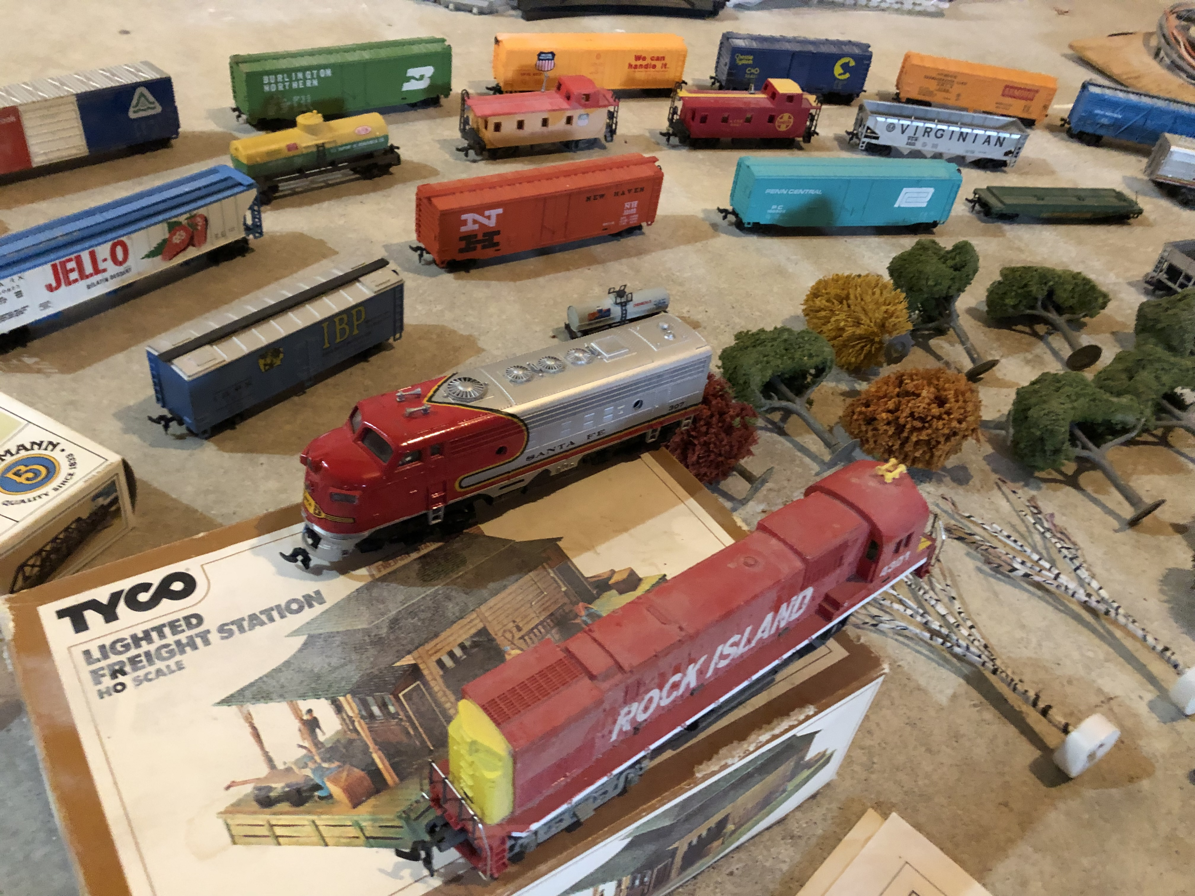 Buy HO train collection | Trainz Auctions