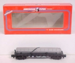 American Flyer 6-48515 S Scale New Haven Flatcar with Girder Load LN/Box