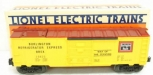 Lionel 6-19823 Burlington Operating Ice Car
