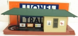 Lionel 6-2323 Operating Freight Station NIB