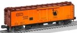 Lionel 6-27368 Central of New Jersey Steel-Sided Reefer Car NIB
